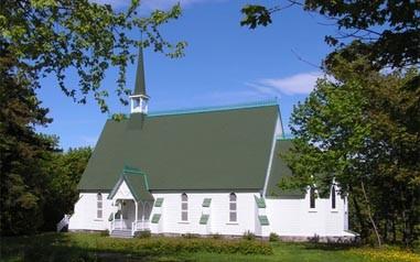 Accueil - Église anglicane