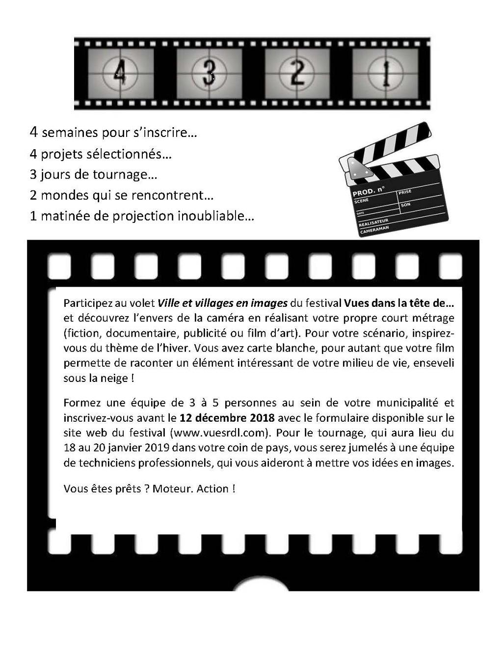 Ouverture du concours pour journaux municipaux (Auteur : Angélika)