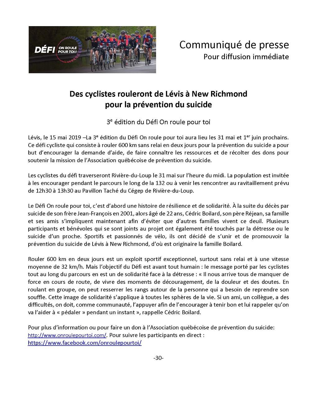Communiqué Défi On roule pour toi 2019_Rivière-du-Loup__Page_1 (Auteur : Angélika)